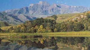 Central Drakensberg Escarpment