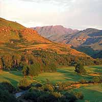 Sani Pass Hotel - Drakensberg Resort at the foot of the Sani Pass